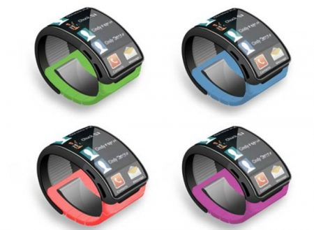 SAMSUNG GALAXY GEAR (SMARTWATCH SAMSUNG, 2013) ANTICIPAZIONI