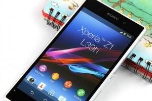 SONY XPERIA Z1 HONAMI (SMARTPHONE, 2013) ANTICIPAZIONI