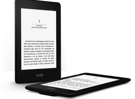 NUOVO KINDLE PAPERWHITE (TABLET AMAZON, 2013) RECENSIONE