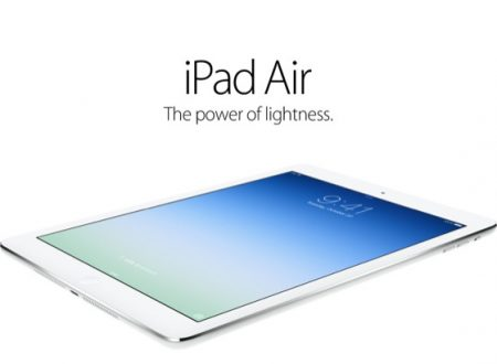 IPAD AIR (TABLET APPLE, 2013) RECENSIONE