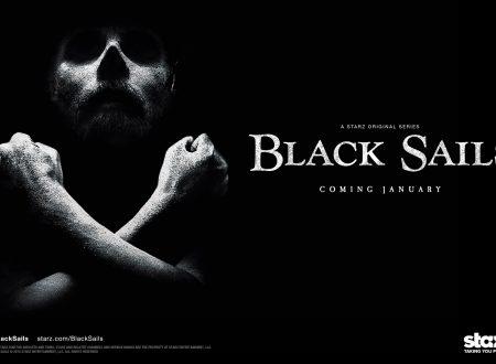 BLACK SAILS (SERIE TV) RECENSIONE