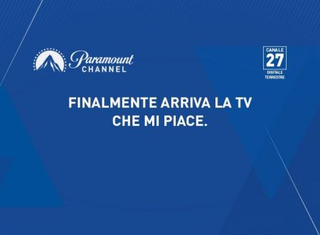PARAMOUNT CHANNEL (CANALE DIGITALE TERRESTRE, 2016) RECENSIONE