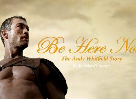 BE HERE NOW: LA STORIA DI ANDY WHITFIELD (DOCUMENTARIO, 2015) RECENSIONE
