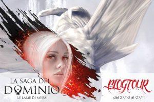 LA SAGA DEL DOMINIO – LE LAME DI MYRA di LICIA TROISI (LIBRO, RECENSIONE)