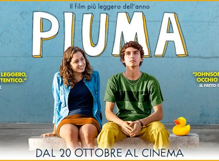 PIUMA (FILM, 2016) RECENSIONE
