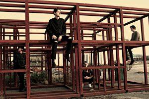 CYBERBIRDS – NEUROMANT (ALBUM MUSICALE, 2017) RECENSIONE