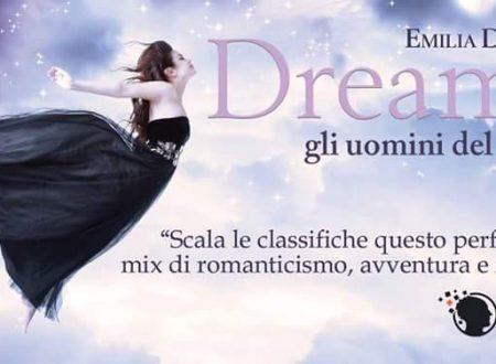 DREAMS, GLI UOMINI DEL HSIEN – EMILIA DENARO (ROMANZO FANTASY) RECENSIONE