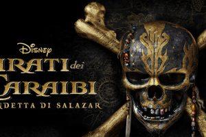 PIRATI DEI CARAIBI – LA VENDETTA DI SALAZAR (FILM, 2017) RECENSIONE