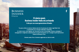 BUSINESS INSIDER (MAGAZINE ON LINE – SITO INTERNET) RECENSIONE