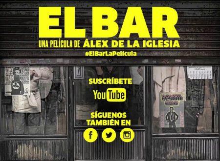 EL BAR (FILM, 2017) RECENSIONE