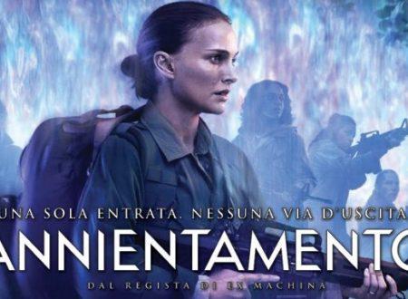 ANNIENTAMENTO (FILM, 2018) RECENSIONE