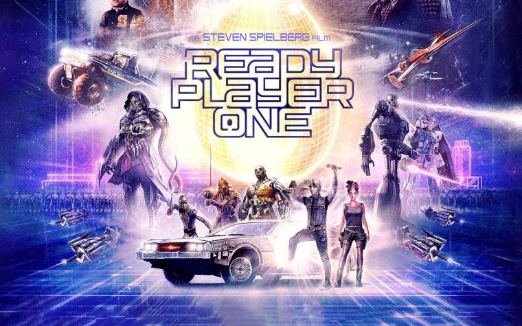 READY PLAYER ONE (FILM, 2018) RECENSIONE