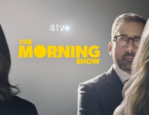THE MORNING SHOW (Serie TV, Apple TV+) Recensione