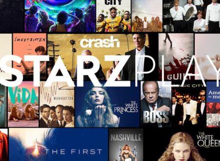 STARZPLAY – Servizio Streaming (Recensione)