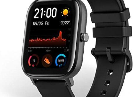 AMAZFIT GTS – Smartwatch (Recensione)
