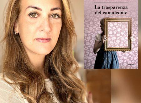 INTERVISTA AD ANITA PULVIRENTI (Autrice de La Leggerezza del Camaleonte)